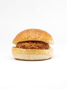 Free Hamburger Royalty Free Stock Image - 27280066