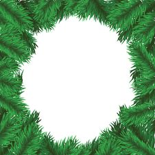 Free Christmas Tree Frame Stock Images - 27281214