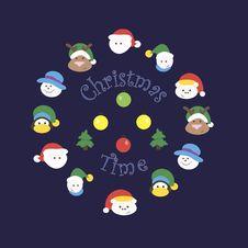 Free Christmas Time Stock Photo - 27281840