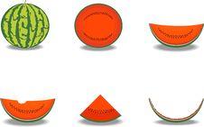 Free Watermelon Stock Photos - 27282603