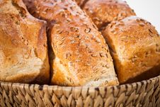 Free Fresh Breads Stock Photography - 27286352