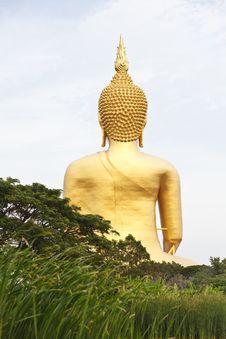 Free Big Buddha Statue Stock Photo - 27288650
