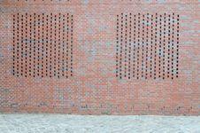 Free Red Bricks Stock Photo - 27289590