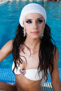 Free East Beauty In Pool Stock Photo - 27298600