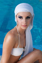 Free East Beauty In Pool Stock Photo - 27298660