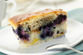 Free Blueberry Pie Slice Royalty Free Stock Photo - 27298685