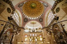 Free Süleymaniye Mosque Royalty Free Stock Photography - 27294387