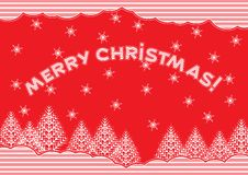 Free Christmas Card Royalty Free Stock Images - 27296029