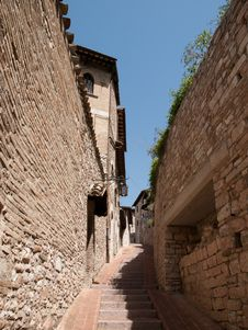Free Assisi-Italy Royalty Free Stock Image - 27297816