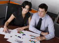 Free Business Man And Woman Stock Photos - 2731943