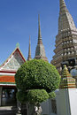 Free Grand Palace Chedis Royalty Free Stock Photography - 2734387
