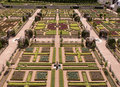 Free French Symmetric Garden Stock Photography - 2735992