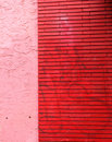 Free Red Brick Pink Stucco Royalty Free Stock Image - 2738096