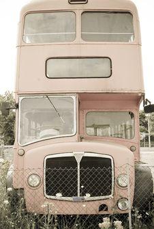 Free Autobus Inglese Stock Photos - 2731363