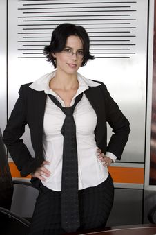Free Business Suit Woman Royalty Free Stock Photography - 2731867