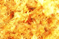 Free Burning Texture Royalty Free Stock Images - 2731869