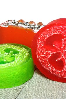 Free Natural Soap Royalty Free Stock Photography - 2732637