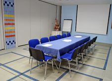 Free Small Conference Room Stock Image - 2733081