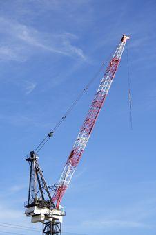 Free Crane Royalty Free Stock Images - 2734599