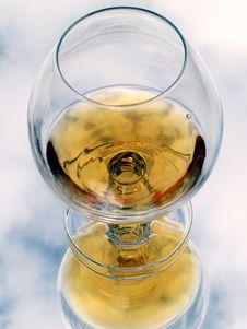 Free Still Life With Brandy Glass Stock Photo - 2734900