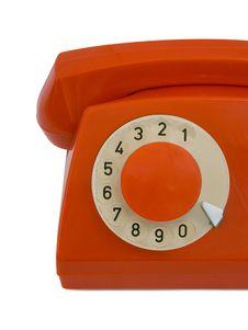 Free Retro Telephone, Close-up Stock Photography - 2735642