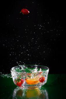 Free Fresh Fruits Stock Image - 2736061