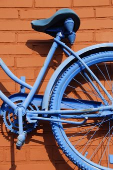 Free Bicycle Abstract Royalty Free Stock Photography - 2736467
