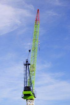 Free Crane Stock Photos - 2738863