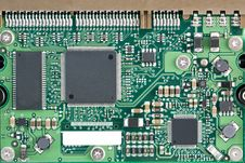 Free Internal Circuitry Royalty Free Stock Photo - 2738895