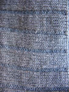 Texture Of Knitted Material Royalty Free Stock Photography