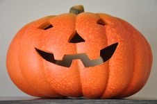 Free Ceramic Pumpkin Royalty Free Stock Photography - 27304037