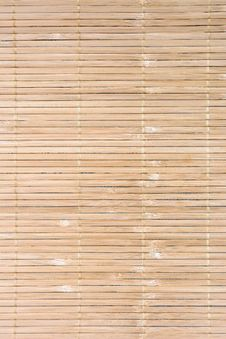 Wooden Mat Stock Images