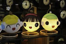 Free Cute Lamp Stock Images - 27305104