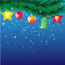 сhristmas Decorations Royalty Free Stock Images