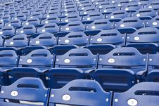 Free Arena Seats Stock Photo - 27307100