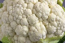 Free Fresh Cauliflower Royalty Free Stock Photo - 27309035