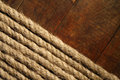 Free Rope And Wood Royalty Free Stock Image - 27319816