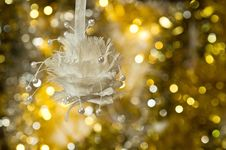 Free Christmas Abstraction Royalty Free Stock Photos - 27312518