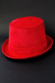 Free Red Hat Royalty Free Stock Photography - 27312807