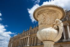 Free Versailles Chateau Stock Images - 27313414