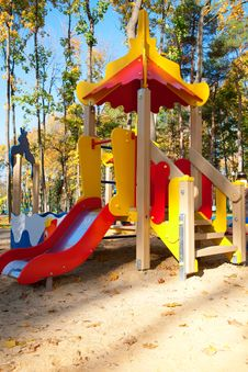 Free Children Playground Stock Images - 27314354