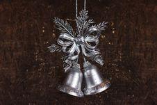 Free Christmas Jingle Bells Royalty Free Stock Photos - 27319228