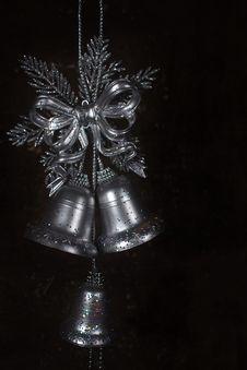 Free Christmas Jingle Bells Royalty Free Stock Photos - 27319268