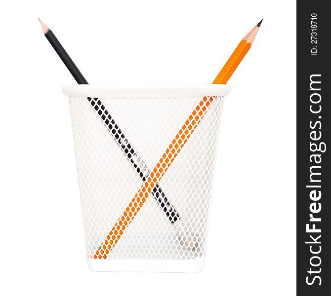 Not like you &x28;Two pencils in the metallic box&x29;