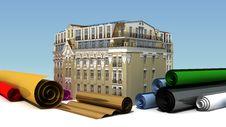 Free Urban Construction Stock Image - 27320911