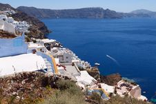 Free Greece, Santorini Views Stock Photos - 27323473