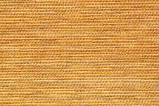 Free Closeup Of Straw Mat Texture Stock Image - 27325511