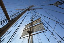 Free Masts And Sails Stock Photography - 27328702