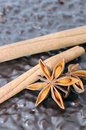 Free Cinnamon Sticks And Anise Stars Royalty Free Stock Images - 27332439