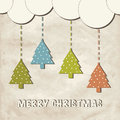Free Christmas Card Royalty Free Stock Photography - 27334247
